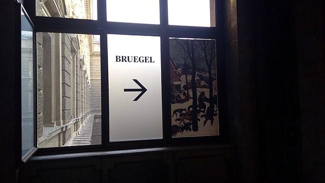 Картинки с выставки, Брейгель